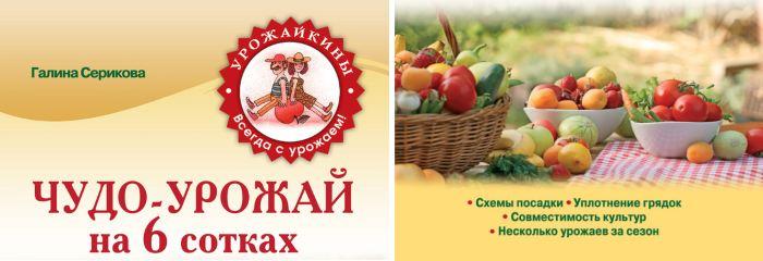 Чудо-урожай на 6 сотках - Серикова Г.