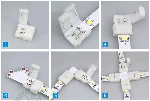разъем для соединения светодиодной ленты (3)