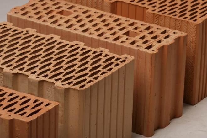 """""""теплая керамика"""" - поризованные блоки"""